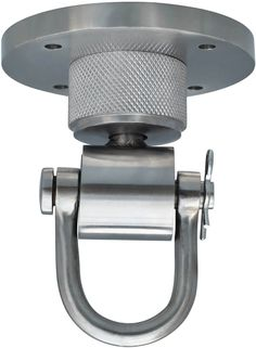 The RDX elite swivel has a reduced center hub for speed/balance and rhythm of ball action. Made from a high grade of stainless steel and smooth rotation due to the low friction ball bearings this allows a speedball to move