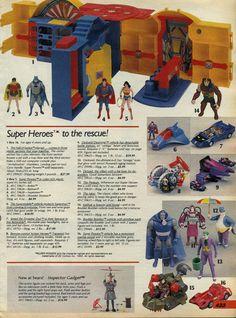 Lab Robot - Modellismo, Giocattoli e Robotica: Catalogo giocattoli anni '80 - ricordi indelebili