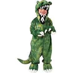 Child's Crocodile Halloween Costume (Small 4-6) ** Details can be found by clicking on the image. (This is an affiliate link)