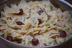 Plates and Palates lemon-tarragon-pasta salad
