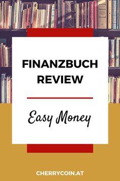 """Wenn du beginnst, dich um deine Finanzen zu kümmern, kann das einschüchternd wirken. Womit sollst du beginnen? So viele Fragen, und du hast keine Ahnung, wo du starten sollst. Das Finanzbuch """"Easy Money – Wie du deine Finanzen regelst, endlich vorsorgst und trotzdem gut lebst"""" baut eine ziemlich hohe Erwartungshaltung auf. Aber kann der Inhalt halten, was der Titel verspricht oder erwartet dich nur eine Enttäuschung? #finanzen #persönlichefinanzen #weiterbildung #cherrycoin Easy, Money, Blog, Helpful Tips, Wake Up Call, Further Education, Silver, Blogging"""