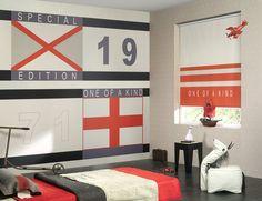 dimago 'My First Room' fotobehang. #kinderkamerbehang.