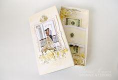 Beautiful details - блог Екатерины Красновой: Коробочка для солидного денежного подарка на свадьбу