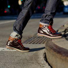 best website d7772 d7a96 Adidas Originals Fort + Elmwood Boots