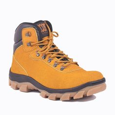 Boots Hiker Tan