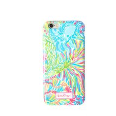 Lilly Pulitzer iPhone 6/6S Cover - Lovers Coral (103.765 COP) ❤ liked on Polyvore featuring accessories, tech accessories, phone cases, iphone case, iphone cover case, lilly pulitzer, lilly pulitzer iphone case and apple iphone cases