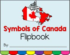 Come To Canada! A travel brochure using typical Canadian ...