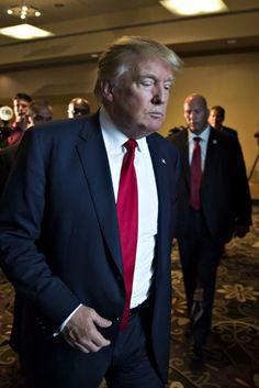 Donald Trump Tries To Make Nice With U.S. Hispanic Chamber Of Commerce