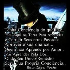 """umbandasaber: """" #umbanda #umbandasaber #CapaPreta #Salve #Para #Meu #AmigoAlonsojr #Capa#Preta 🎩🚬🍵 """"PORTÃO DE FERRRO, CADEADO DE MADEIRA. PORTÃO DE FERRO, CADEADO DE MADEIRA. NA PORTA DO CEMITÉRIO..."""
