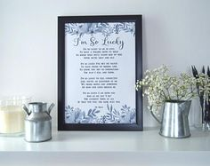Wedding Poem Art Print Printable Hold My Hand My Love by Ms Romantic Love Poems, Poems Beautiful, Love Poems For Him, Love Quotes For Her, Simple Poems, Im So Lucky, Poems About Life, Wedding Verses, You Poem