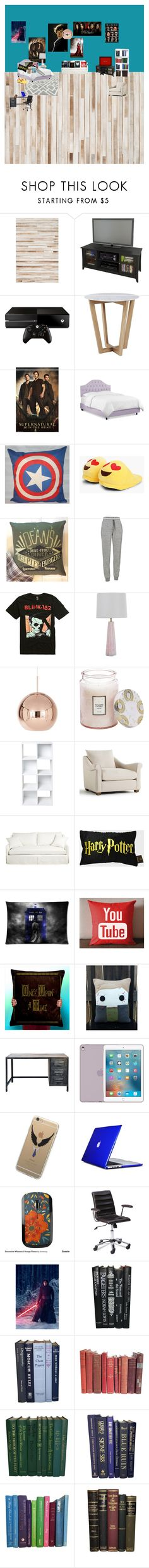 """""""Home sick days"""" by alexandraautidiea9 on Polyvore featuring interior, interiors, interior design, home, home decor, interior decorating, Loloi Rugs, Nexera, Microsoft and Boohoo"""