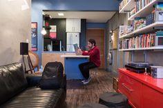 Hobbies dão o tom da decoração de apartamento de solteiro - Casa & Cia - Zero Hora - Casa & Cia: Vida e Estilo - Zero Hora