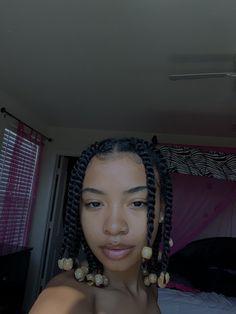 Black Girl Braided Hairstyles, Girls Natural Hairstyles, Easy Black Girl Hairstyles, Cute Short Curly Hairstyles, 4c Natural Hair, Natural Hair Styles, Baddie Hairstyles, Braid Hairstyles, School Hairstyles