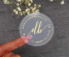 Gold Foil Wedding Stickers Real Gold Foil Wedding Favor Labels Custom Thank you Stickers Wedding Favors Transparent Matte Gold Stickers Wedding Favor Labels, Elegant Wedding Favors, Sophisticated Wedding, Beach Wedding Favors, Wedding Favors For Guests, Wedding Souvenir, Nautical Wedding, Craft Wedding, Purple Wedding