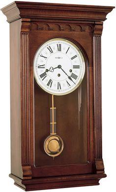 0-024558>Alcott Wall Clock Windsor Cherry