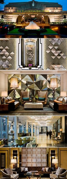 The Fullerton Bay_Luxury_Hotel_Singapore by Andre Fu_AFSO Design Studio