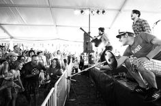 an awesome photo from an awesome set - middle brother - newport folk fest 2011  ryan mastro - photo cred