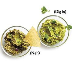 Oops! How to avoid icky, brown guacamole | CookingLight.com
