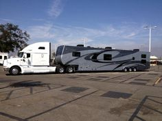 57' Continental Coach | Custom Luxury 5th Wheels and Travel Trailers