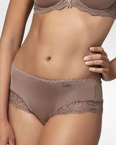 Angel Curves Hipster Brief QBR SALE NR