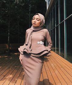 Hijab Fashion | Nuriyah O. Martinez | Rafidaaaaaaaah
