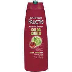 Garnier Fructis Color Shield Shampoo, 13 oz