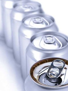 When's the last time you had a can of soda? How often do you have one? Know everything you can about what's in those soda cans