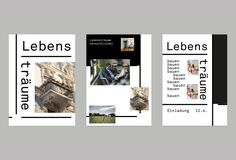 Picture of 6 designed by Moby Digg for the project Baugeld Spezialisten. Published on the Visual Journal in date 8 November 2017
