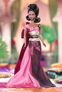 Exotic Intrigue™ Barbie® Doll | Barbie Collector <> She's a knockout :)