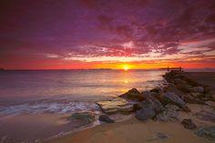 Sunrise at Staten Island by Anatoliy Urbanskiy on 500px