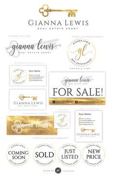 real estate logos with keys - Bing images Logo Real, Real Estate Logo Design, Real Estate Branding, Boutique Logo, Branding Kit, Business Branding, Brand Identity, Logan, Realtor Logo