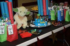 Star Wars birthday theme