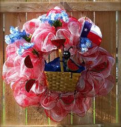 rhonda-emanual-patriotic-wreath