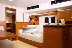 Hanse from Germany Hanse Yachts, Building Companies, Motor Yacht, Bunk Beds, Germany, Modern, Furniture, Home Decor, Trendy Tree