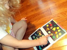 great games for toddlers to  use their five senses! (momstotschool.blogspot)