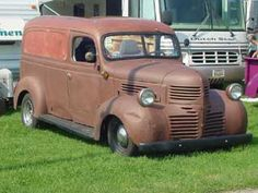1940 panel truck - Google Search