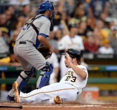 July 23, 2014 — Pirates 6, Dodgers 1  (Photo: Chaz Palla  |  Trib Total Media)