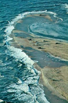 Cape Hatteras, North Carolina  National Geographic   March 1980