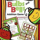 Your students will enjoy practicing addition facts with this engaging, holiday-themed card game!  The cards include numbers 1-10, so sums up to 20 ...