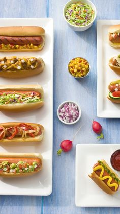 4 Out-Of-The-Box Hot Dog Makeovers Your Summer Needs!
