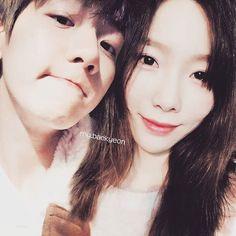 Kpop Couples, Cute Couples, Antara, Snsd, Baekhyun, Chen, Girls, Arabic Beauty, Couples