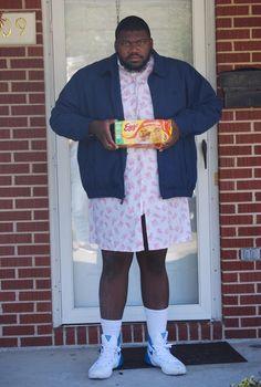 Fan de Stranger Things, il se déguise en Eleven pour Halloween