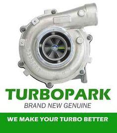 International Navistar DT408P, DT466P Garrett GTA3776B Turbocharger 751400-5001 New Item for Sale!