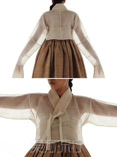 Korea Fashion, Japan Fashion, Daily Fashion, Korean Traditional Dress, Traditional Dresses, Korean Dress, Korean Outfits, Modern Hanbok, Modern Kimono