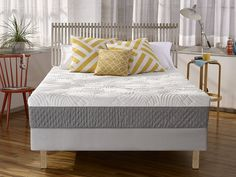 Sleep Innovations Shea 10-inch Memory Foam Mattress with Quilted Cover, Made in the USA with a 20-Year Warranty - Full Size >>> Check this awesome image  (This is an amazon affiliate link. I may earn commission from it)