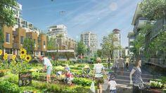 """Cresce nos EUA novo modelo de comunidade planejada com fazendas comunitárias chamado""""agrihoods"""" - Stylo Urbano https://www.pinterest.com/pin/560698222350686697/"""