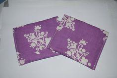 2pcs wet pouch wet bag for cloth pads nursing pads by leonorafi