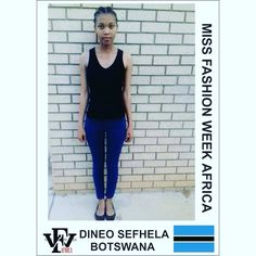Have you sent in your catwalk video to contest for the title of Miss Fashion Week Africa? Last day for submission is 14th October! Click the link in bio to apply. Join Dineo Sefhela from Botswana and other models who have started their applications at http://ift.tt/2cYyIcE. Good Luck!  Model: Dineo Sefhela  Country: #Botswana  _____________________ Avez-vous envoyé votre passerelle vidéo pour prendre part au concours Miss Fashion Week Afrique? Dernier jour pour la soumission est le 14…