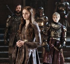 Game Of Thrones Quotes Redheads Sansa Stark Sophie Turner Text Sansa Stark Sophie Turner, Real Madrid, Sansa Stark Costume, Manchester, Game Of Thrones Sansa, Barcelona, Epic Characters, Brocade Dresses, Evolution Of Fashion