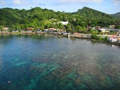 Roatan, Honduras - So want to be diving here right now!